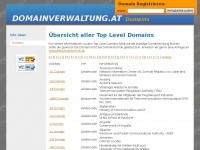 domainverwaltung.at