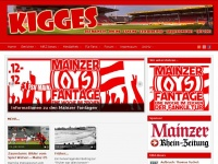 Kigges.net | Das Mainz 05-Online-Fanzine – Lescherlisch, traditionsfrei seit 2001!