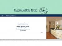 Dr. med. Matthias Sievers - Frauenarzt in Puchheim