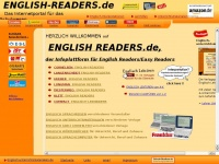 English Readers- Die INFOPLATTFORM -  English Readers der Verlage Longman, Hueber, Klett, Cornelsen & Langenscheidt
