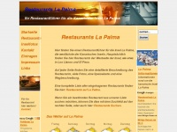 restaurants-lapalma.com