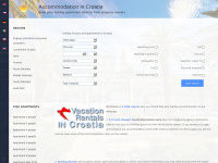 vacationrentalsincroatia.com