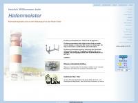 Der Hafenmeister Kieler Woche Segeln Regatta Kiel Schilksee Olympiahafen Kieler Ferienhaus Bella Vista Costa Blanca Förde