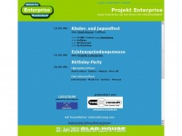 4 Jahre Projekt Enterprise - 22. Juni 2003 - Glad-House Cottbus