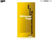 wittenertage.de