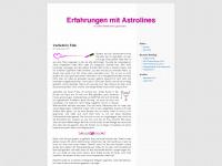 Erfahrungen mit Astrolines