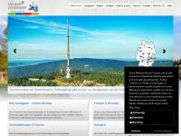 Fichtelgebirge Erlebnis Ochsenkopf: Ochsenkopf | Fichtelgebirge | Urlaub| Bayern