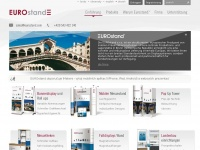 EUROstand - tschechischer Hersteller von tragbaren Prssentationssystemen