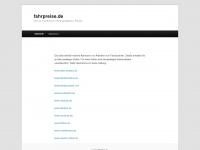 fahrpreise.de | Infos zu Fernbussen, Urlaubsangeboten, Preisen