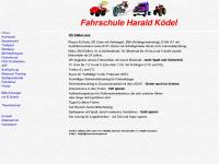 Fahrschule Ködel Kulmbach :: Trebgast, Wirsberg, Neuenmarkt, Führerschein