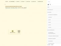 Neues Schloss Stuttgart: Staatliche Schlösser und Gärten Baden-Württemberg