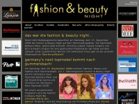 Fashion & Beauty Night