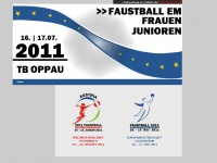 Home | Europameisterschaft 2011 der Frauen & Junioren