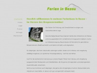 Ferien-in-bezau.at - Ferien in Bezau &rsaquo; im Herzen des Bregenzerwaldes