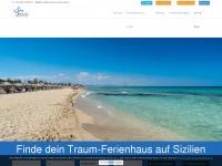 Ferienhäuser, Villen, Ferienwohnungen in Sizilien