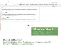 klb-klimaleichtblock.de