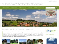 Ferienhaus Schlachter Oberreute