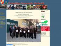 Freiwillige Feuerwehr Gschaidt - in der Buckligen Welt in Niederösterreich