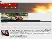 >> Homepage der Freiwilligen Feuerwehr Höbenbach