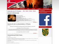 Startseite Freiwillige Feuerwehr Pfunds