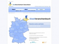 stadtbranchenbuch.com