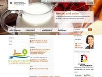 Bmelv.de - BMELVInternetauftritt des Bundesministeriums f&uuml;r Ern&auml;hrung, Landwirtschaft und Verbraucherschutz