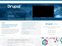 drupal.org Thumbnail