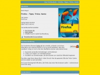 Das Firefox-Buch - Firefox - Tipps, Tricks, Hacks