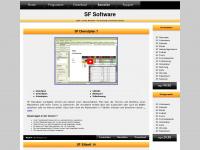 Sf screenshot - Visitenkarten freeware ...