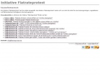 flatrateprotest.de