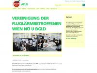 Vereinigung der Fluglärmbetroffenen von Wien, NÖ u. Bgld