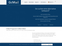 Gcmail.de - GcMail | E-Mail Programm made in Germany | GcMail