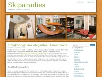 Skiparadies |            Skiparadies                                         | Skifahren f&uuml;r Gro&szlig; und Klein