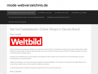 mode-webverzeichnis.de Thumbnail