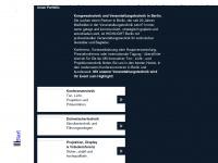 Veranstaltungstechnik Berlin - Ihre Veranstaltung ein Highlight