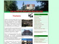 Thallwitz / Sachsen / Deutschland