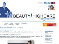 Beautyhighcarelounge.at - High Care Lounge Wien: Beauty Well Dreams