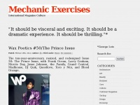 Mechanic Exercises