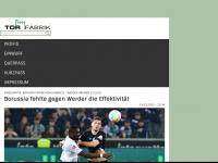 Aktuelles über VfL Borussia Mönchengladbach: TORfabrik.de | Das Web-Magazin