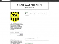 THOR WATERSCHEI