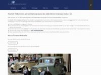 Adler-veteranen.de - ADLER motor-veteranen-club e.V. AMVC ADLERWERKE Auto Automobile Motor Motorrad Motorräder Motorfahrrad Fahrrad Fahrräder Schreibmaschinen