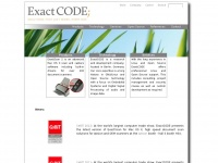 exactcode.com