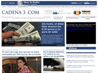 cadena3.com