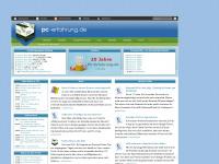 Startseite PC-Erfahrung.de - Prozessoren, Grafikkarten, Tuning, Overclocking, Casemodding, Software - PC-Erfahrung.de