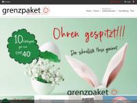 Grenzpaket.ch - grenzpaket - Deutsche Lieferadresse für Schweizer und Österreicher