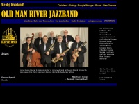 Old Man River Jazzband: Die swingende Dixieland-Formation!