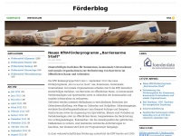foerderblog.de