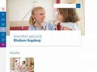 klinikum-augsburg.de