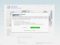 Die Homepage von Azubiworld.com