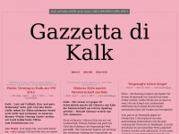 gazzettadikalk.wordpress.com